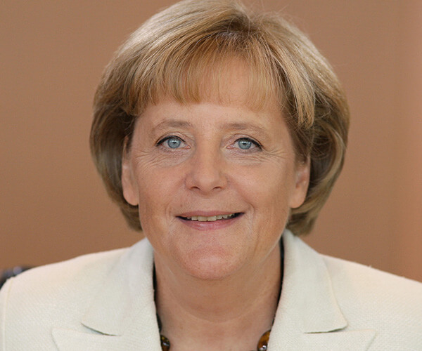 фото Ангелы Меркель