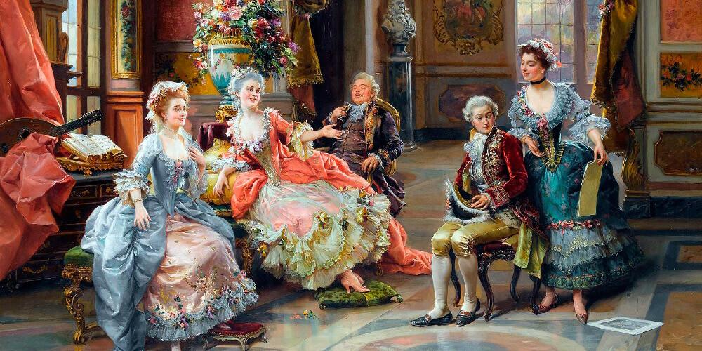 эпоха рококо