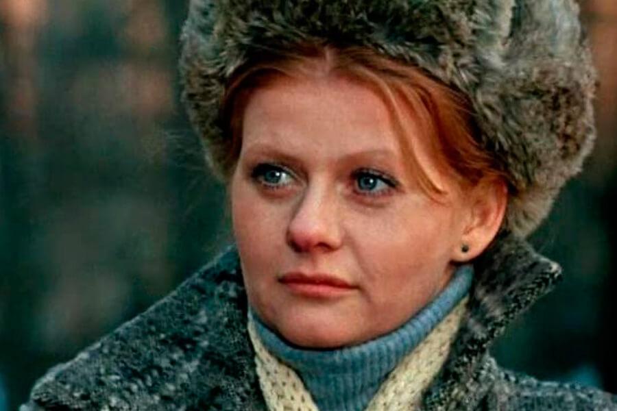 фото актрисы Натальи Муравьевой